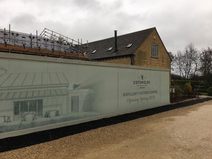 Costwold Distillery Electrical Contract