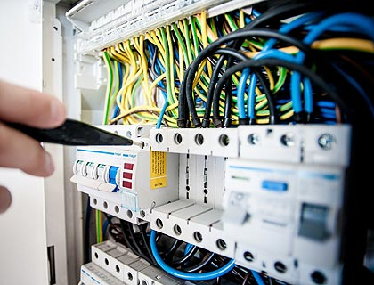 Electrical contractors Hampshire