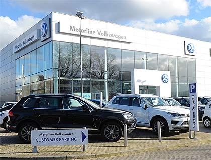 specialists in car showroom refits
